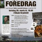 Spændende foredrag med fotograf Helle Løvild Golman, Kendt fra TV2