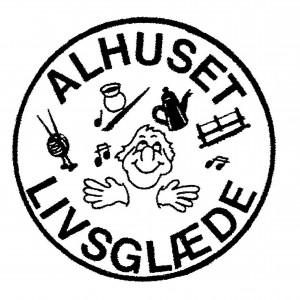 Alhus Stregtegn Logo Rund
