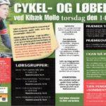 Har du lyst til at hjælpe ved årets Cykel- og Løbsfest
