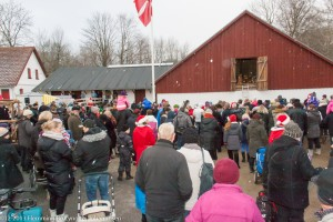 Kibæk Mølle - Julemarked i den gamle mølle Foto: Flemming B. L. Johannesen