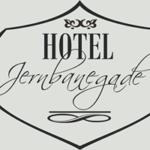 Hotel Jernbanegade, Jernbanegade 18 i Kibæk