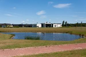 Sø & Villa Velhustedparken